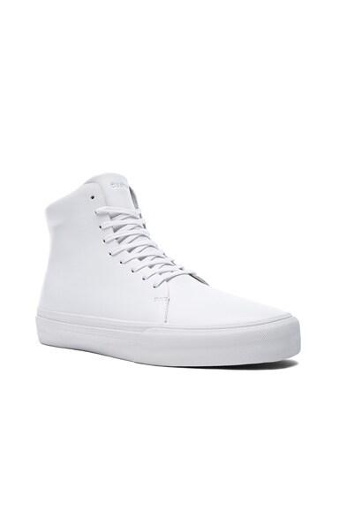 Leather Norris Sneakers