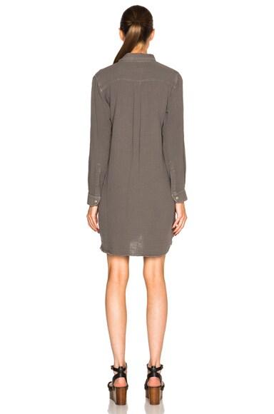 Untwisted Shirt Dress