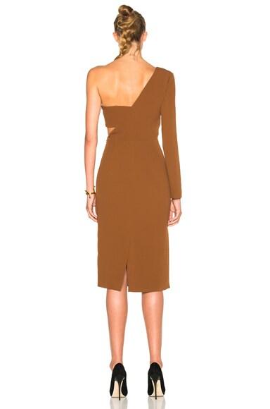 Stretch Cady Dress