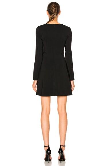 Winona Long Sleeve Fit & Flare Dress