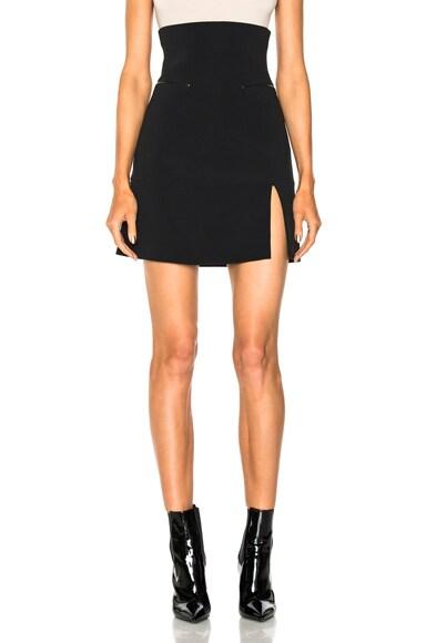 for FWRD Zip Pocket Split Hem Skirt