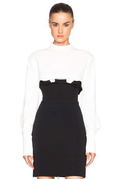 David Koma Blouse in White