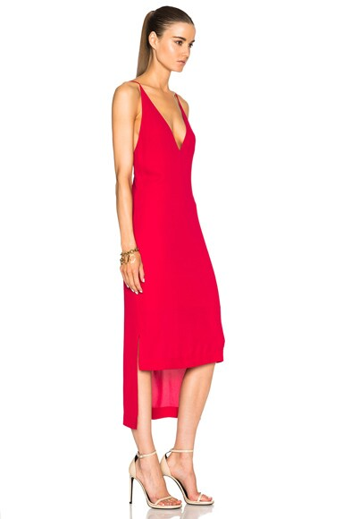 Fine Line Cami Dress