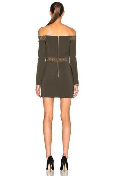 Long Sleeve Mini Dress