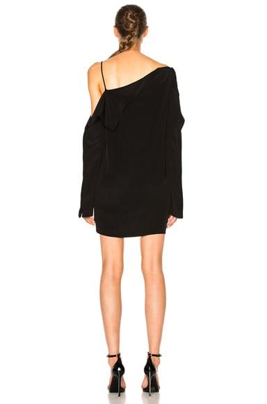 Axis Silk Dress