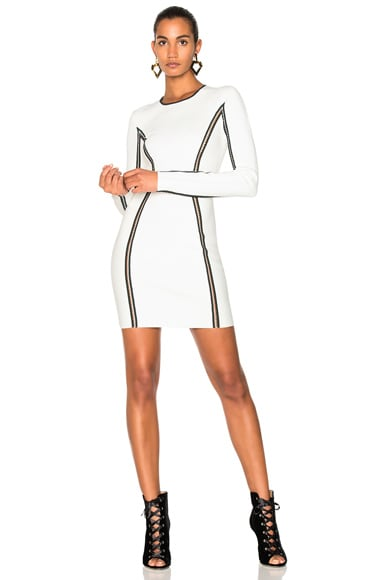 Density Ladder Mini Dress