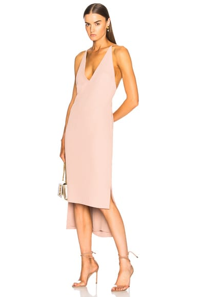 Fine Line Dress