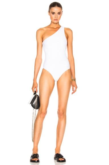 Pique Swimsuit