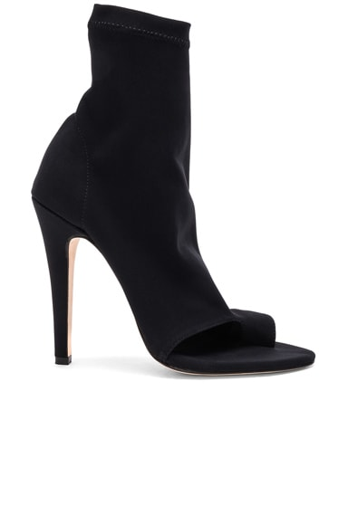 Dion Lee Glove Ankle Booties in Black