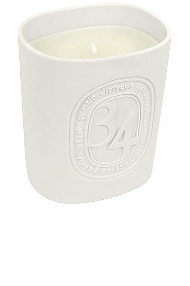 34 Scented Candle