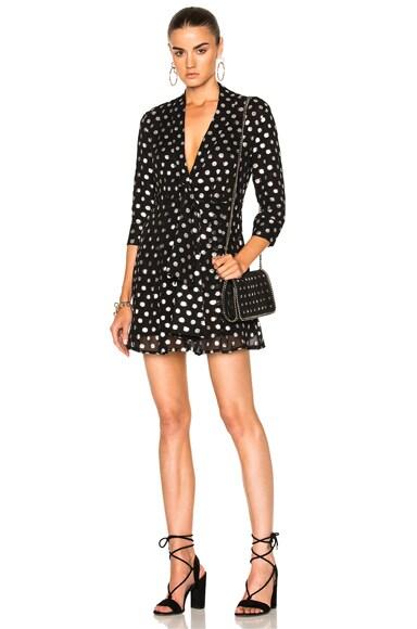 Dodo Bar Or Handrix Dress in Black & White
