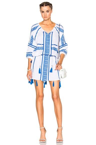 Dodo Bar Or Mustafa Dress in Blue