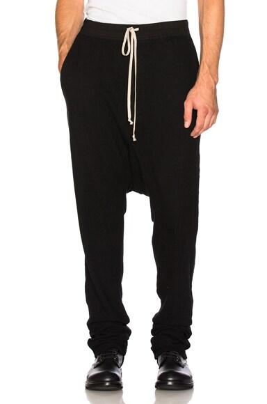 Long Drawstring Pants