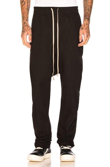 Drawstring Long Pants