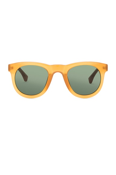 Dries Van Noten Sunglasses in Caramel