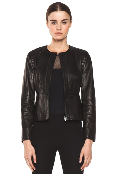 Maya Leather Jacket