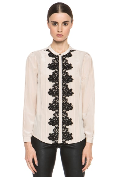 Blanche Blouse