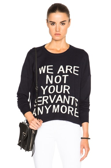 Robert Montgomery Servants Sweatshirt