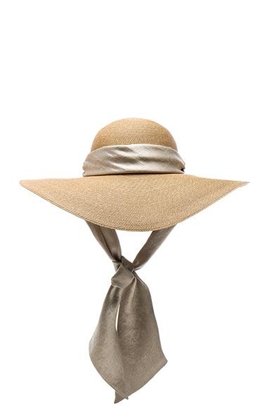 Eugenia Kim Bunny Hat in Camel