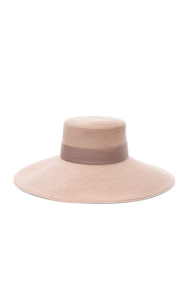 Eugenia Kim Loulou Hat in Blush