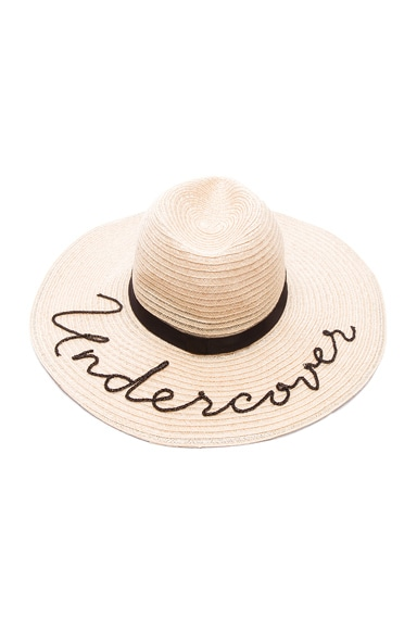 Emmanuelle Undercover Hat