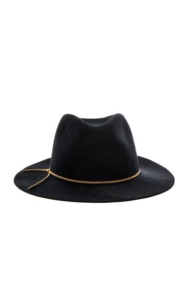 Eugenia Kim Everrett Hat in Black