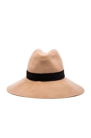Eugenia Kim Farrah Hat in Camel