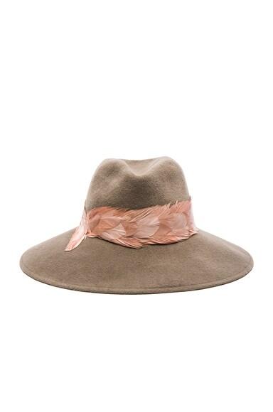 Eugenia Kim Emmanuelle Hat in Mink