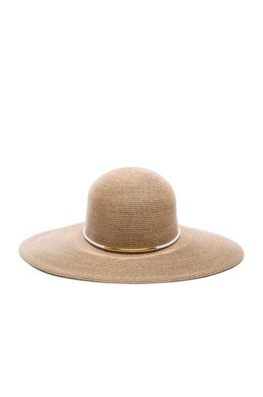 Eugenia Kim Honey Hat in Camel
