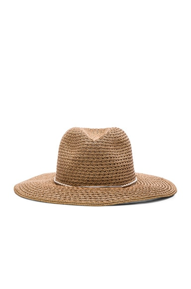 Eugenia Kim Gabriella Hat in Camel