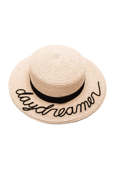 Eugenia Kim Brigitte Daydreamer Hat in Natural