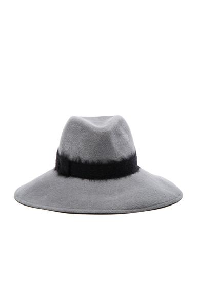 Eugenia Emmanuelle Hat in Grey