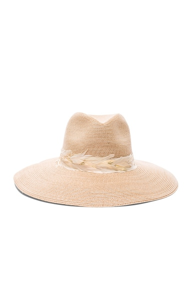 Eugenia Kim Emmanuelle Hat in Camel