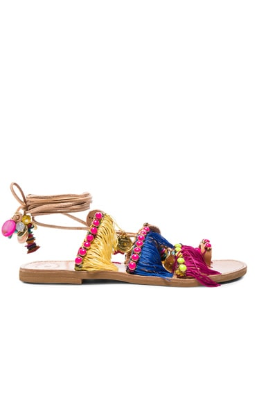 Leather Tahiti Sandals