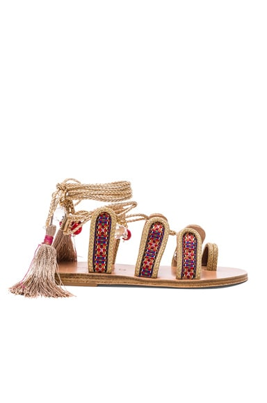 The Great Gatsby Sandals