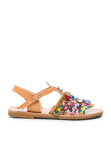 Astarte II Leather Sandals