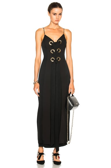 Ellery Delorean Dress in Black