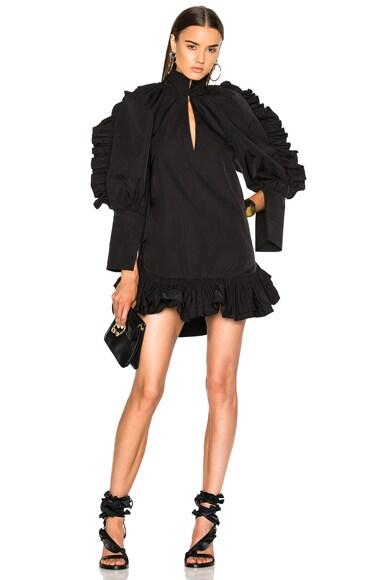 Ellery Kenickie Dress in Black