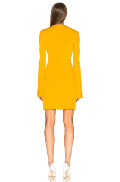 Holey Sunshine Kid Rib Dress
