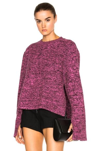 Ellery Valentine Sweater in Pink