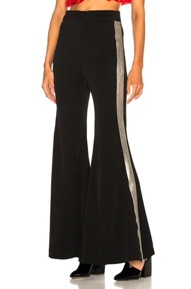 Lovedolls Wide Leg Flare Trousers