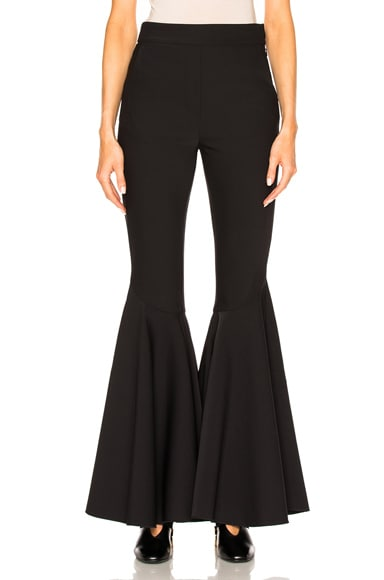 Ellery Jacuzzi Pants in Black