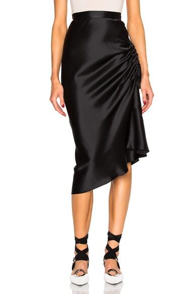 Ellery Charlemagne Skirt in Black