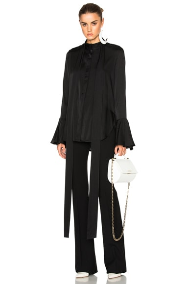Ellery Little Me Top in Black