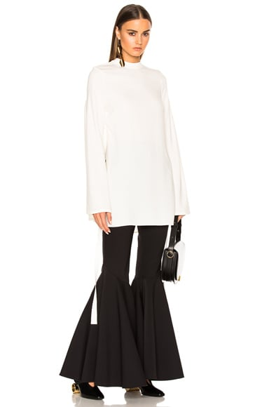 Ellery Purify Top in Ivory