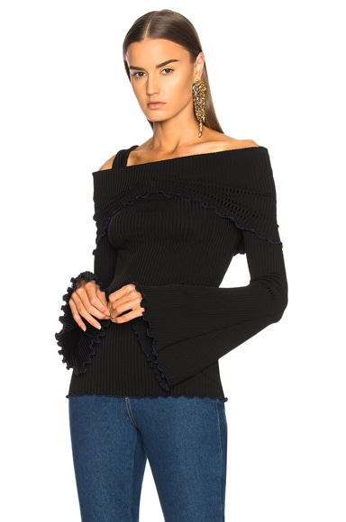 Limozeen Off Shoulder Top