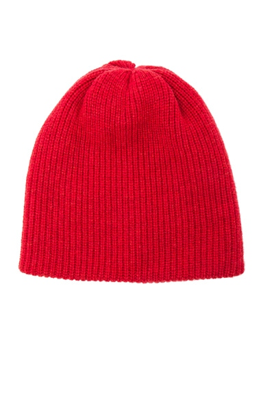 The Elder Statesman for FWRD Watchman's Cap in Red