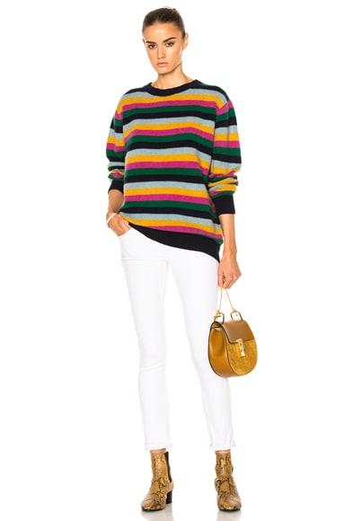 for FWRD Inch Stripe Sweater