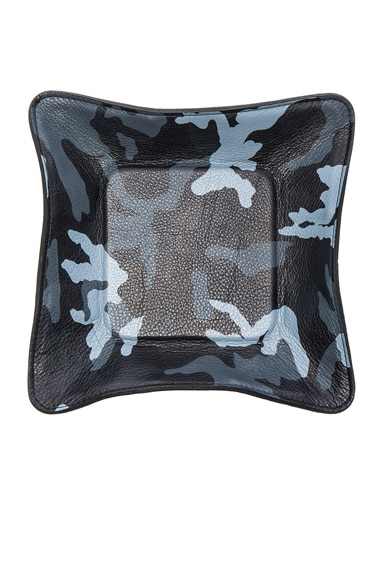 Quebec Leather Camo Tray