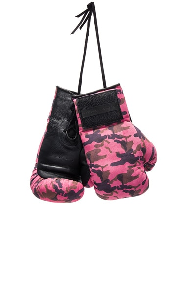 Elisabeth Weinstock Manila Boxing Glove in Pink Camo